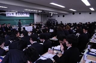 2008卒業式(優勝!)