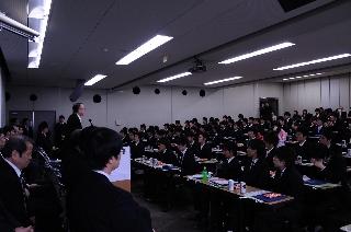 2008卒業式祝辞3